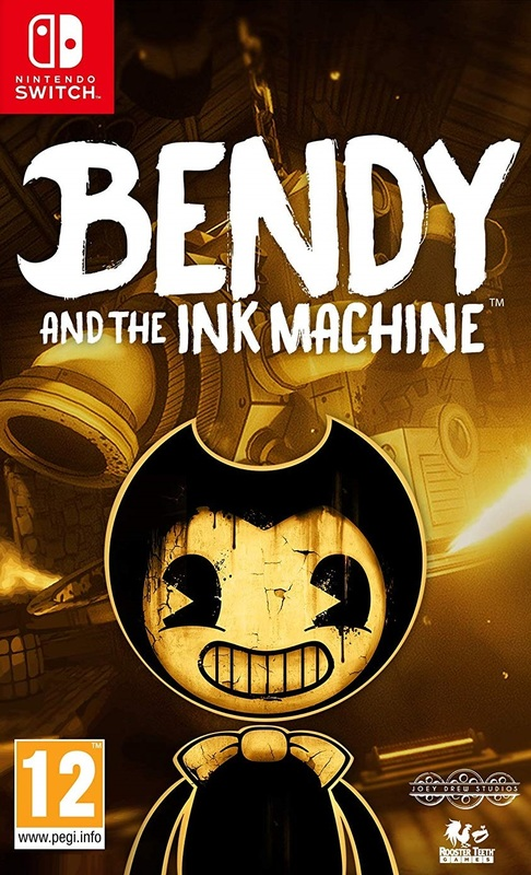 Bendy and the Ink Machine for Switch