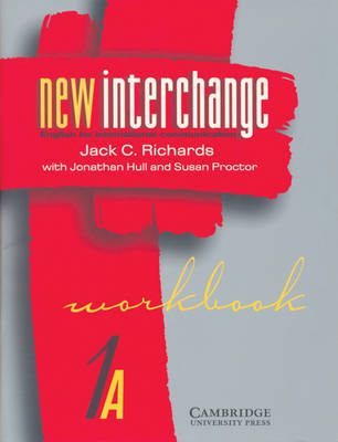 New Interchange Workbook 1A: English for International Communication by Jack C Richards image