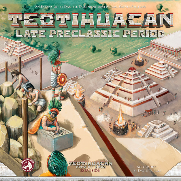 Teotihuacan: Late Preclassic Period - Expansion