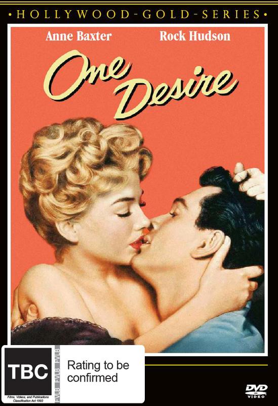 One Desire on DVD