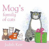 Mog's Family of Cats by Judith Kerr image