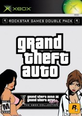 Grand Theft Auto Double Pack (GTA 3 + GTA Vice City) for Xbox