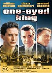 One Eyed King on DVD