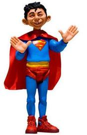 Just Us League of Stupid Heroes Series 1 Superman Action Figure