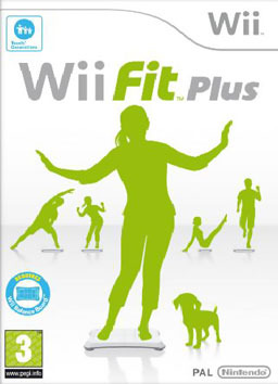Wii Fit Plus (Game Only) for Wii