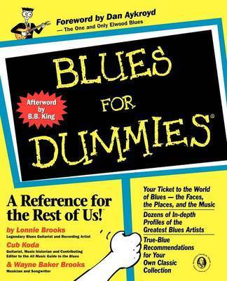Blues For Dummies by Lonnie Brooks