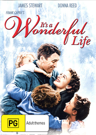 It's a Wonderful Life on DVD