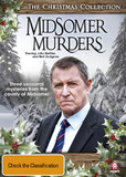 Midsomer Murders - The Christmas Collection on DVD