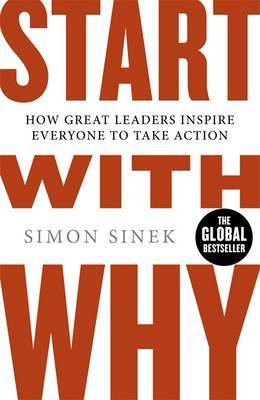 Start With Why by Simon Sinek image