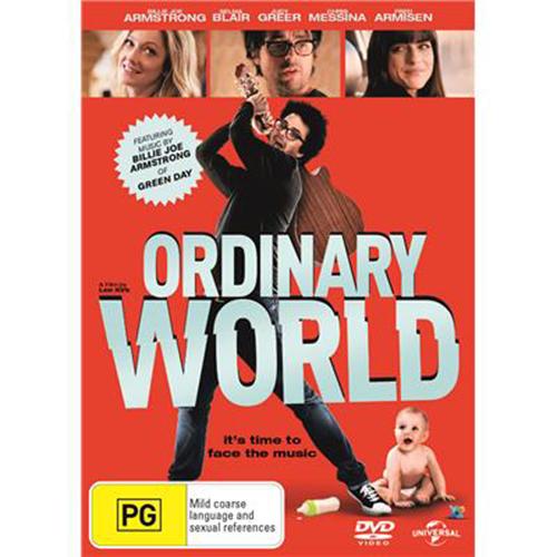 Ordinary World on DVD image