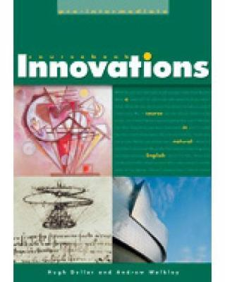Innovations Pre-Intermediate by Hugh Dellar image