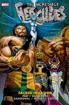 Incredible Hercules: Sacred Invasion
