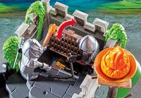 Playmobil: Knights - Dragon Knight's Fort image