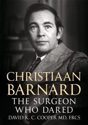 Christiaan Barnard by David Cooper image