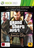 Grand Theft Auto IV: Complete Edition for Xbox 360