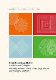 Cyber Security and Policy by Andrew Colarik image