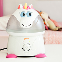 Crane Adorables Ultrasonic Humidifier - Misty Unicorn