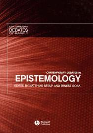 Contemporary Debates in Epistemology image