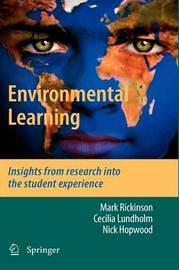 Environmental Learning by Mark Rickinson