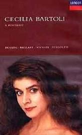 Cecilia Bartoli - A Portrait on DVD