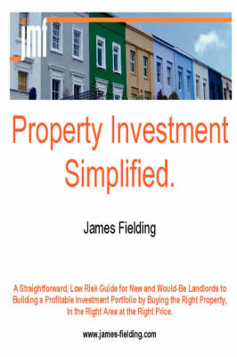 Property Investment Simplified by James Fielding image
