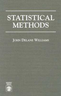 Statistical Methods by John Delane Williams image