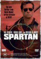 Spartan on DVD