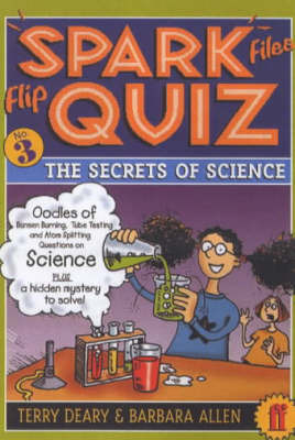 Flip Quiz 3: Mysteries of the Human Body by Terry Deary