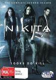 Nikita - The Complete 2nd Season on DVD