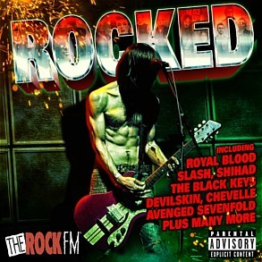 Rocked by Various Artists image