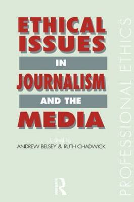 Ethical Issues in Journalism and the Media image