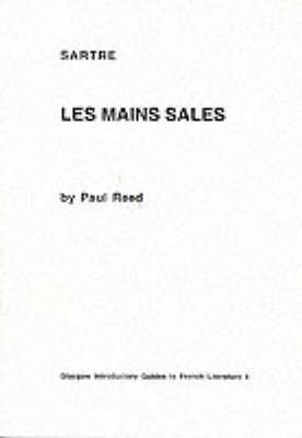"Sartre: ""Les Mains Sales"" by Paul Reed image"