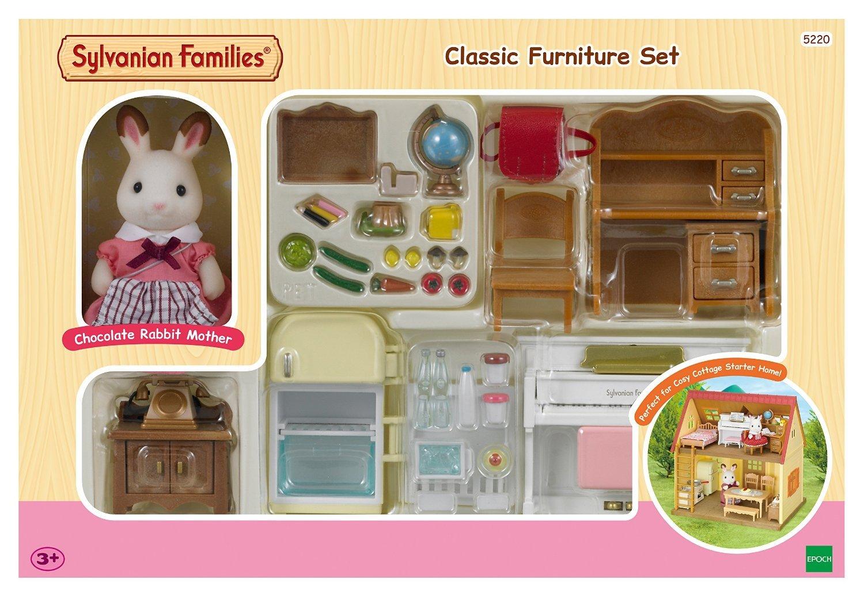 Sylvanian Families: Classic Furniture Set image