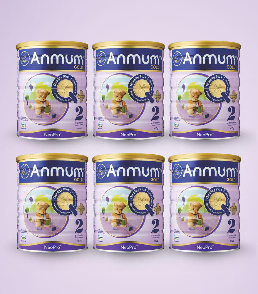 Anmum NeoPro2 Follow-On Formula - Bulk (6-12 Months) image
