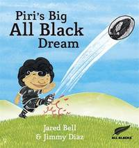 Piri's Big All Black Dream by Jared Bell image