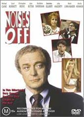 Noises Off on DVD