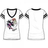 Batman Sirens V-Neck T-Shirt (XL)