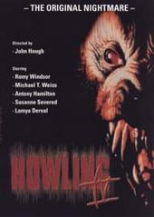 Howling IV - The Original Nightmare on DVD