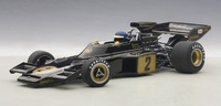 Autoart: 1/18 Lotus 72E 1973 Ronnie Peterson #2 - Diecast Model
