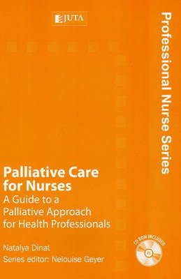 A palliative approach for nursing practice by Natalya Dinat image