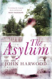 The Asylum by John Harwood image