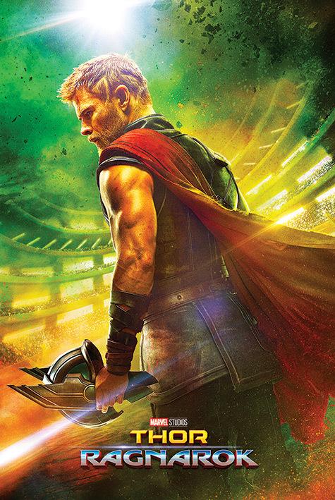 Thor Ragnarok: Teaser - Maxi Poster (672)