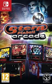 Stern Pinball Arcade for Nintendo Switch