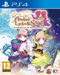 Atelier Lydie & Suelle: The Alchemists and the Mysterious Paintings for PS4