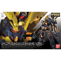 RG 1/144 Unicorn Gundam 02 Banshee Norn - model Kit