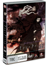 Ergo Proxy - Vol. 06: Deus Ex Machina on DVD