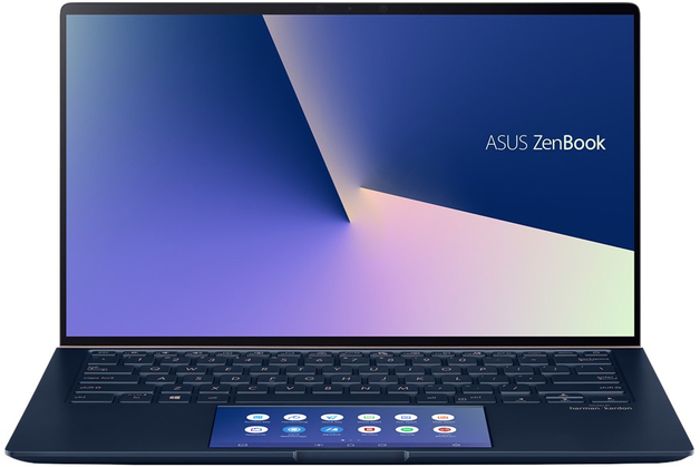 "14.0"" ASUS Zenbook i7 16GB MX250 512GB Laptop"