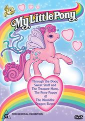 My Little Pony - Through The Door, Sweet Stuff & More! on DVD