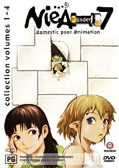 NieA_7 - Series Collection (3 Disc) on DVD