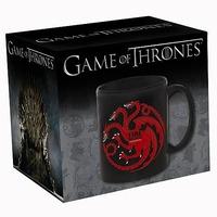 Game of Thrones Coffee Mug - Targaryen Fire & Blood image